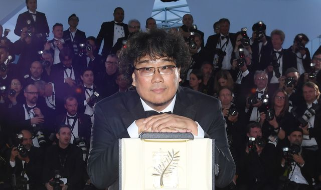 Cannes Film Festival: South Korean dark comedy Parasite wins coveted Palme d'Or