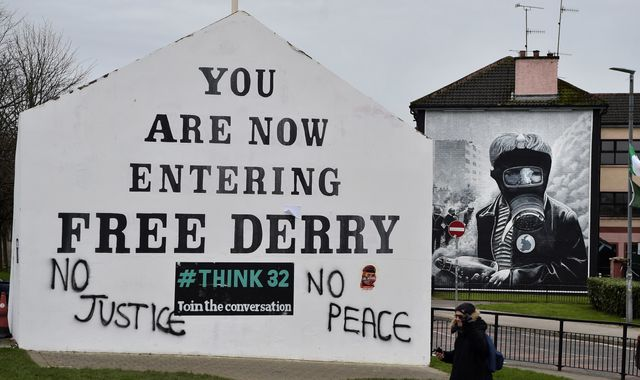 May blocks 'amnesty' for soldiers facing Northern Ireland Troubles allegations