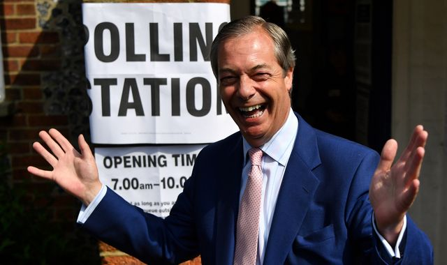 Whatever happens now, Nigel Farage has already won