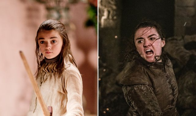 'I'm not ready for it to end': Growing up with Game Of Thrones
