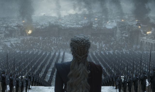 Warning - spoilers! Game Of Thrones review: The final episode