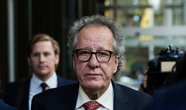 Geoffrey Rush: Oscar-winning actor awarded record £1.5m damages in defamation case