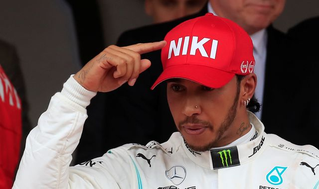 Lewis Hamilton 'tried to make Niki Lauda proud' in dramatic Monaco GP win