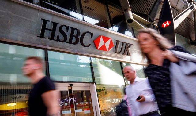 HSBC to cut 35,000 jobs and shed assets in major overhaul