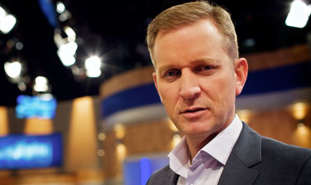Jeremy Kyle piloting new show, says ITV boss