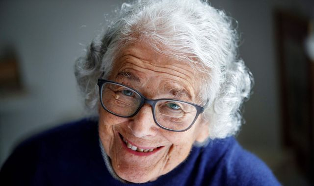 Judith Kerr: Tiger Who Came To Tea author dies aged 95
