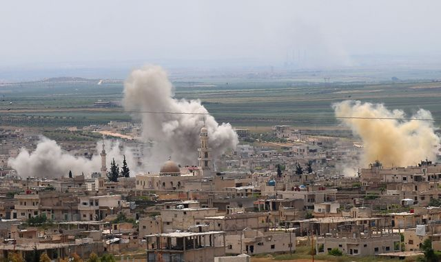 New law could ban Britons from visiting terror hotspots in parts of northern Syria