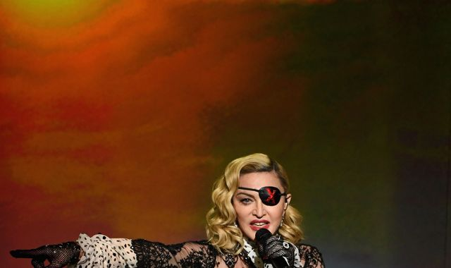 Madonna to perform at Eurovision in Israel despite calls to boycott contest
