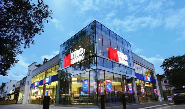Return to seller: Metro Bank plots £500m Cerberus loan deal