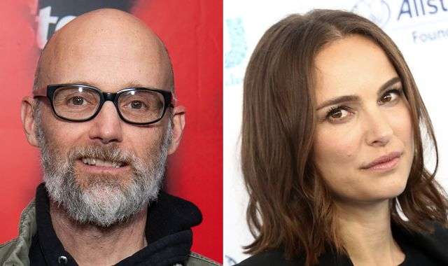 Natalie Portman calls Moby 'creepy' after he claimed they dated each other