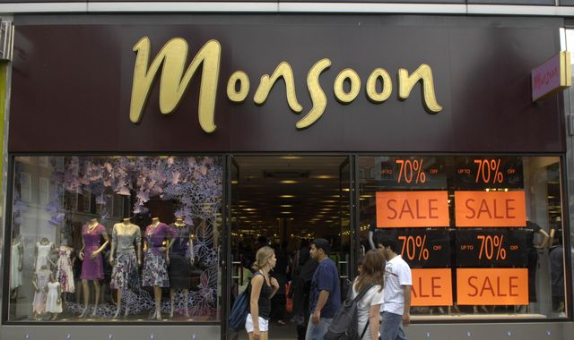 Monsoon offers landlords profit-share deal in rescue bid