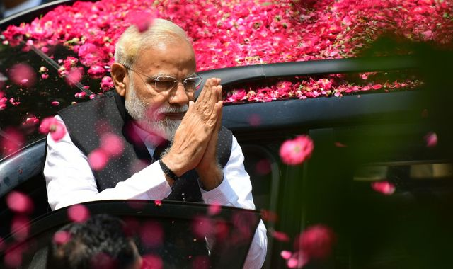 India election: Narendra Modi secures second term after sweeping victory