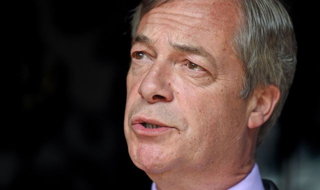 'Full of Remainers': Nigel Farage slams Electoral Commission as it looks into Brexit Party funding