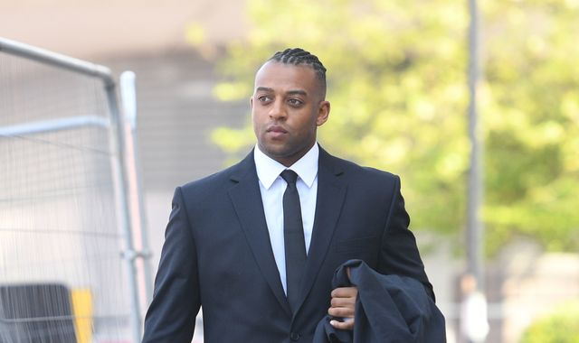 Oritse Williams: Tour manager of JLS star 'tried to start threesome', trial told