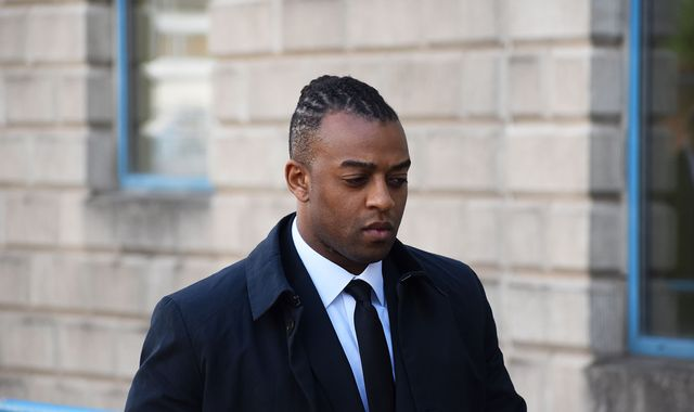 Oritse Williams: JLS star 'perplexed' by 'crazy' rape claim, court hears