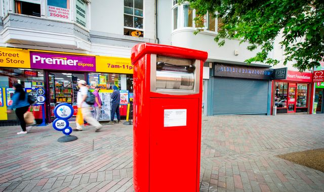 Parcel postboxes to be rolled out around the UK