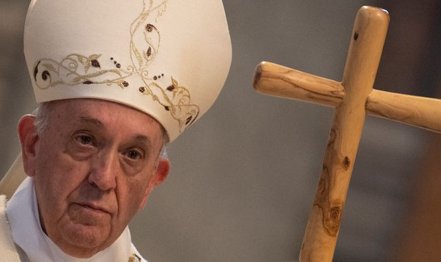 Abortion is like 'hiring a hitman', says Pope Francis