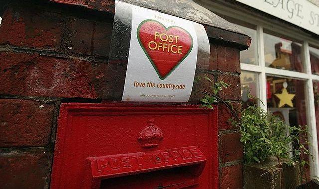 Post Office 'past tipping point' with 2,500 potential closures this year