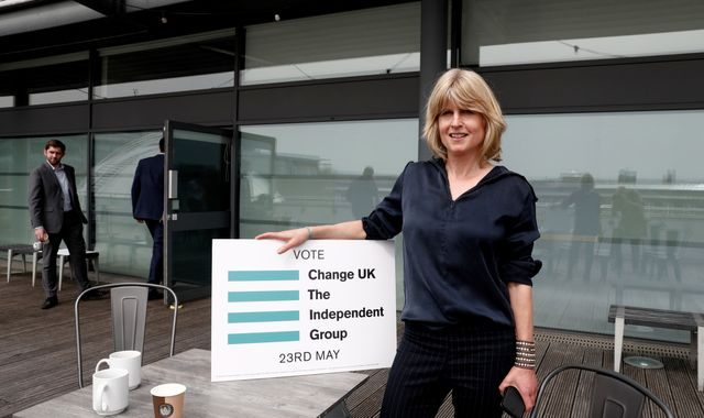 Rachel Johnson: The Brexit Party is wiping the floor with the lot of us