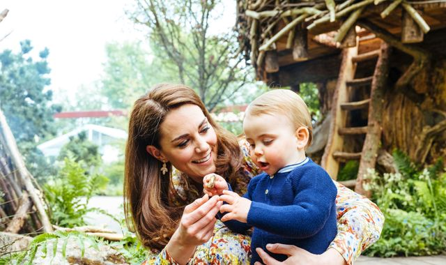Duke and Duchess of Cambridge dote on their children in new photos