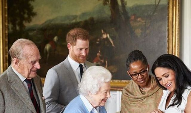 Meghan will be a 'low maintenance, hands-on' mum, friends tell US TV