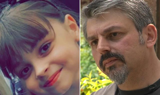 Manchester Arena attack: Saffie Roussos's dad blames MI5 for not tracking bomber