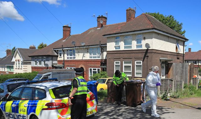 Two teenage boys die after 'serious incident' in Sheffield