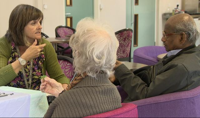 Free social care for over-65s 'would save NHS £4.5bn every year', new report claims