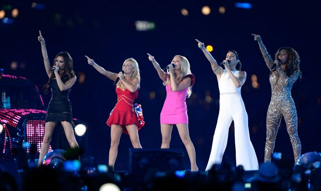 Spice Girls kick off reunion tour in Dublin but fans complain of 'horrific' sound problems
