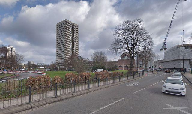 Man dies in double stabbing in east London