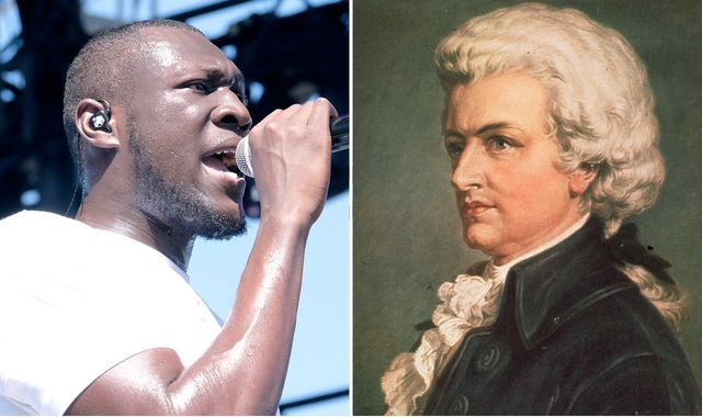 Stormzy should replace Mozart in UK music classrooms, study says