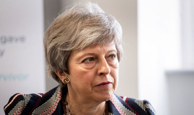 Tory MPs to Theresa May: Set a date to step down or we'll force you out