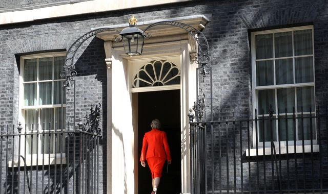 Theresa May resigns with 'deep regret' over Brexit