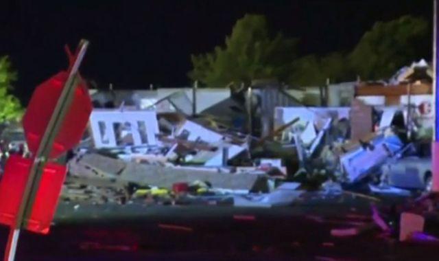 Oklahoma Tornado: Two feared dead after El Reno motel is destroyed
