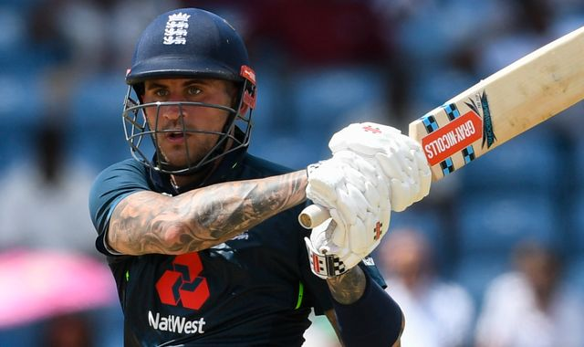 Eoin Morgan suggests Alex Hales' return to England set-up 'might take some more time'