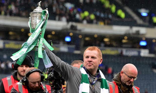 Neil Lennon looks set to take Celtic job