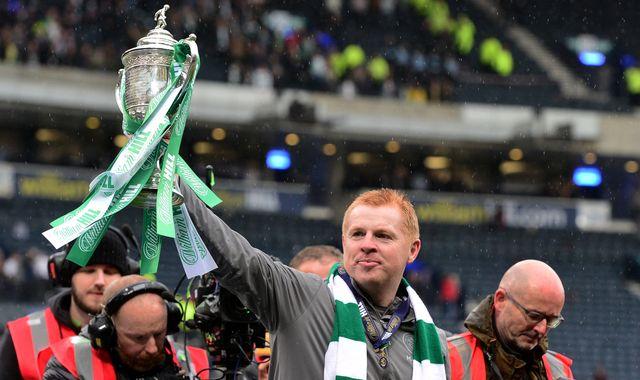 Neil Lennon looks set to take Celtic job