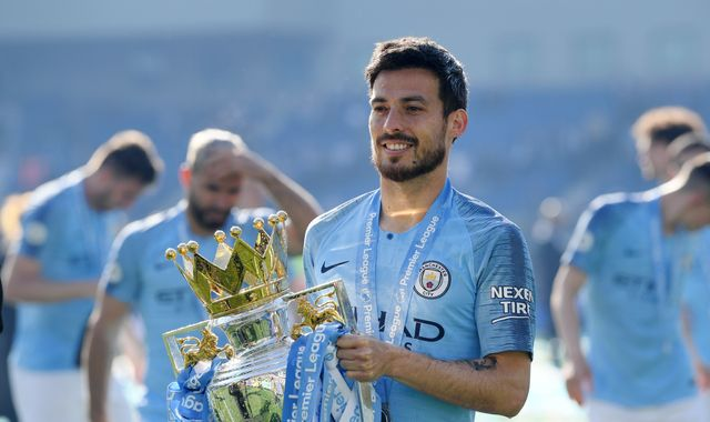 David Silva reflects on dazzling decade of dominance at Manchester City