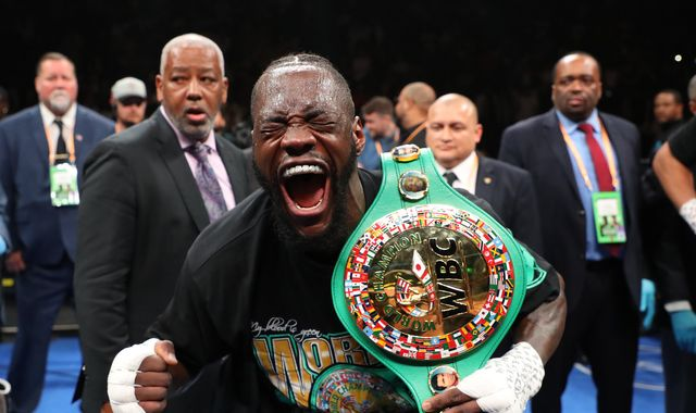 Wilder vs Breazeale: Deontay Wilder blows away Dominic Breazeale to retain his WBC heavyweight crown