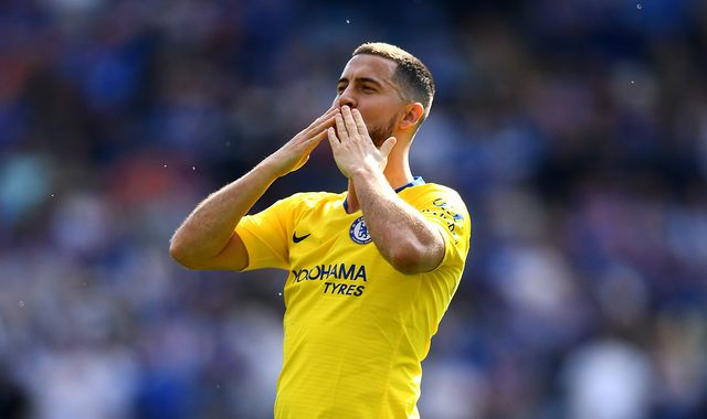 Eden Hazard to Real Madrid: Transfer Talk discuss Chelsea forward's future
