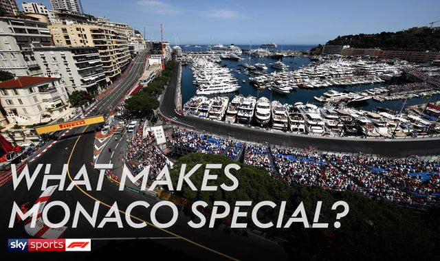 Monaco GP: Why is F1's jewel so special? Jenson Button explains...