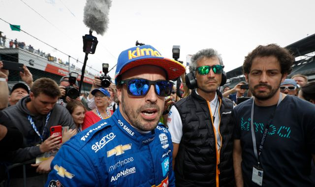 Fernando Alonso fails to qualify for Indy 500 with McLaren