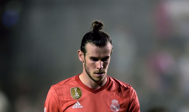 Gareth Bale does not fit in Real Madrid team, says Zinedine Zidane
