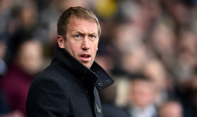 Swansea's Graham Potter close to becoming Brighton manager