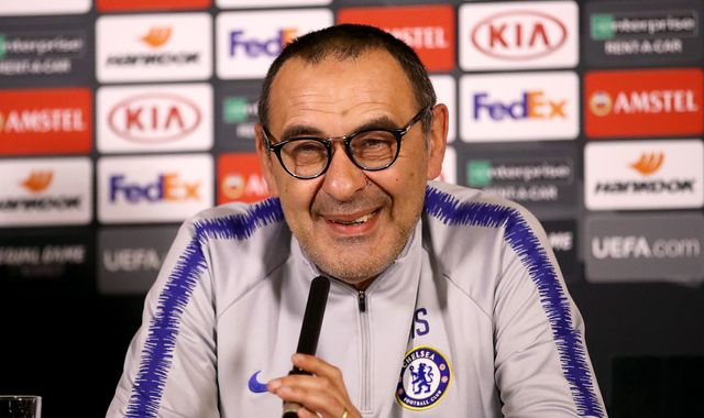 Maurizio Sarri leaves Chelsea for Juventus: His reign in quotes