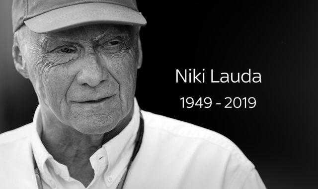 Niki Lauda, three-time Formula One world champion, dies at 70