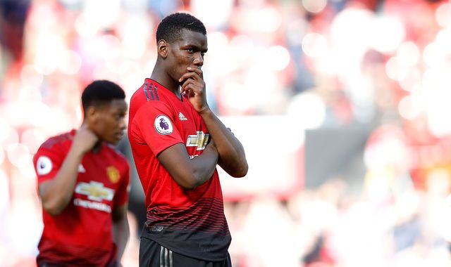 Paul Pogba wants Juventus return rather than Real Madrid move from Man Utd