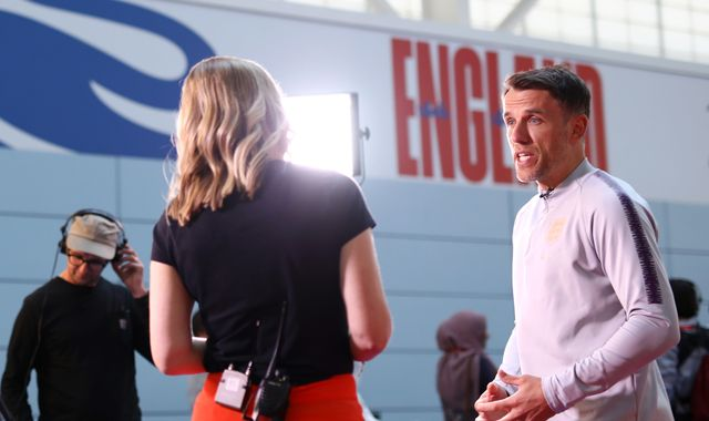 Women's World Cup: Phil Neville says England can reach the final