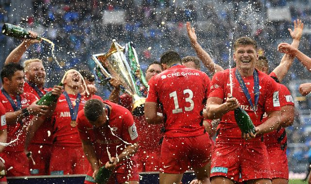 Saracens to start Champions Cup defence at Racing 92