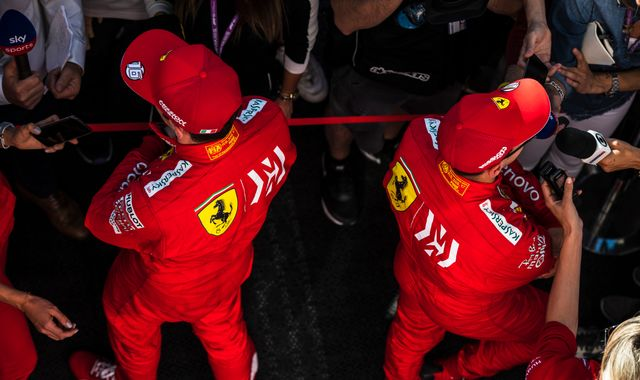 Ferrari failed to live up to expectations in Barcelona, says Karun Chandhok